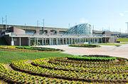 長岡市緑化センター(花テラス)