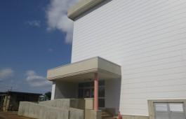 大島小学校耐震補強及び外壁改修工事